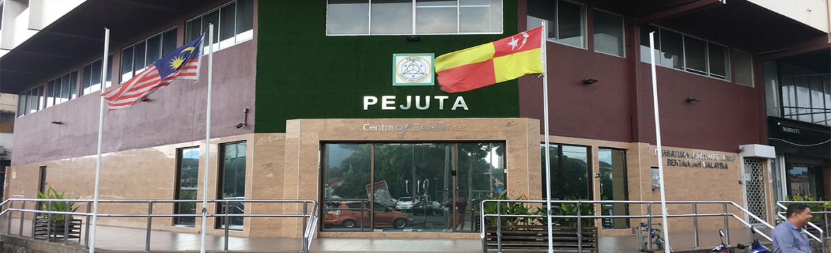 Welcome to PEJUTA